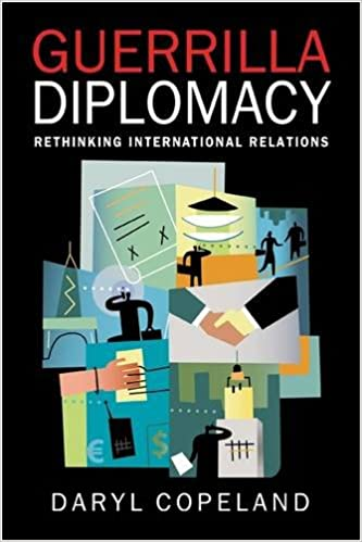 Amazon com: Guerrilla Diplomacy: Rethinking International Relations