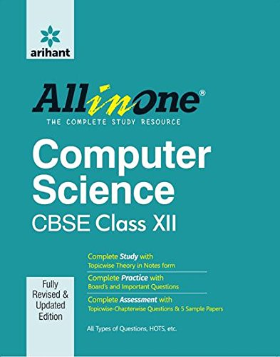 CBSE COMPUTER SCIENCE EBOOKS PDF DOWNLOAD