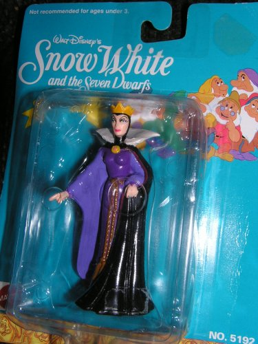 Disney Snow White QUEEN Toy Figure (Queen From Snow White)