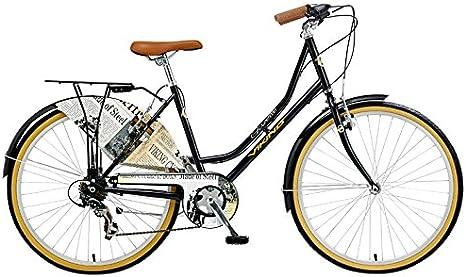Viking Gazette - Bicicleta de paseo para mujer, ruedas de 26 ...