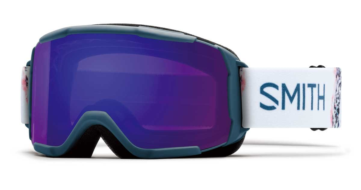 SMITH(スミス) 17/18 【品名】SHOWCASE OTG レディース スキースノーボードゴーグル スモールフィット THUNDER_COMPOSITE B075GFYQSN