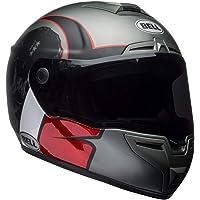BELL Helmet srt hart luck charcoal/white/red m