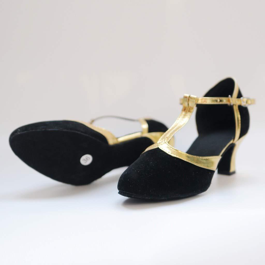 597dadfe5c88a Amazon.com: Copercn Womens Ladies Gold Bright Leather Splice Faux ...