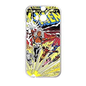 HTC One M8 Cell Phone Case White X Men mjqp