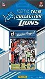 Detroit Lions 2016 Donruss NFL Football Factory