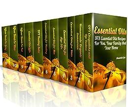 Essential Oils Recipes Family Spring ebook