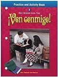 Â¡Ven Conmigo!, RINEHART AND WINSTON HOLT, 0030526973