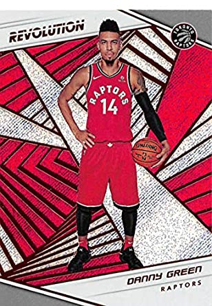 1e3b2b9aed1c 2018-19 Panini Revolution Basketball  19 Danny Green Toronto Raptors  Official NBA Trading Card