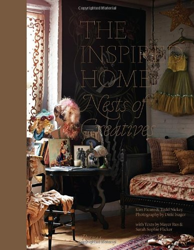 The Inspired Home: Nests Of Creatives