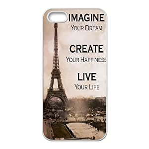 iPhone 5, 5S Paris Eiffel Tower HGGF7481422