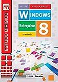 capa de Estudo Dirigido de Windows 8
