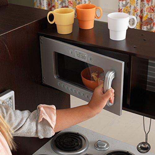 Kidkraft uptown espresso kitchen toys games megastore - Cuisine kidkraft espresso ...