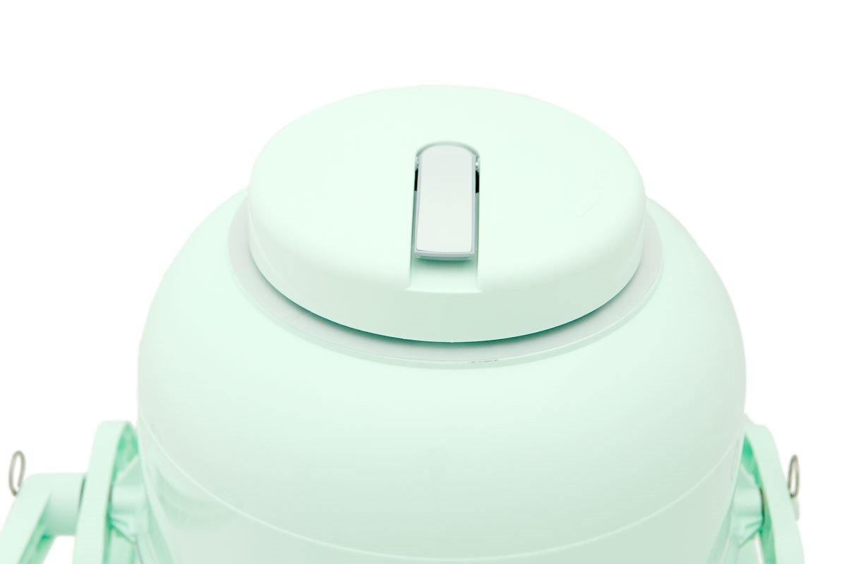The Laundry Alternative Wonderwash Retro Colors Non-electric Portable Compact Mini Washing Machine (Pink)