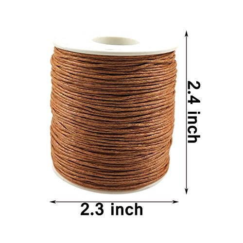 Buy 5mm waxed cotton cord