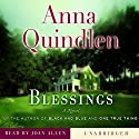 Blessings Audiobook by Anna Quindlen Narrated by Joan Allen