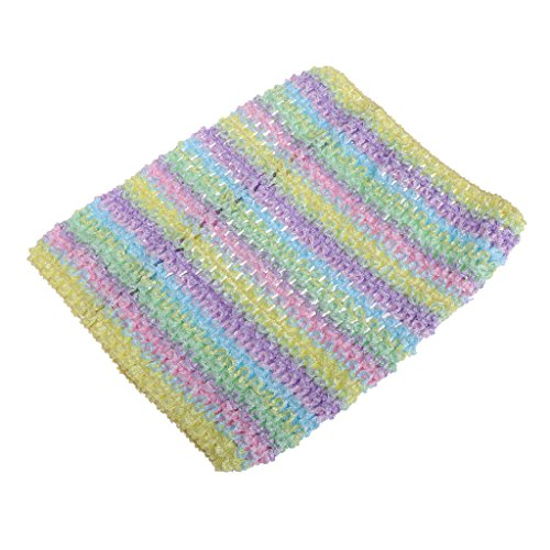 cici store 9inch Tutu Skirt Crochet Top Elastic Waistband Headband Hair Band Girls Tutu Dresses DIY Accessories -