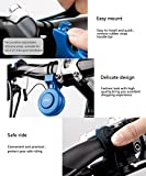 Electric Bike Horn Electronic Bicycle Bell 120 DB