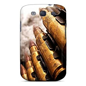 New Arrival Bullet Magazine For Galaxy S3 Case Cover