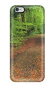 Hot Fashion LQC-6931eCPPBElJ Design Case Cover For Iphone 6 Plus Protective Case (forest)