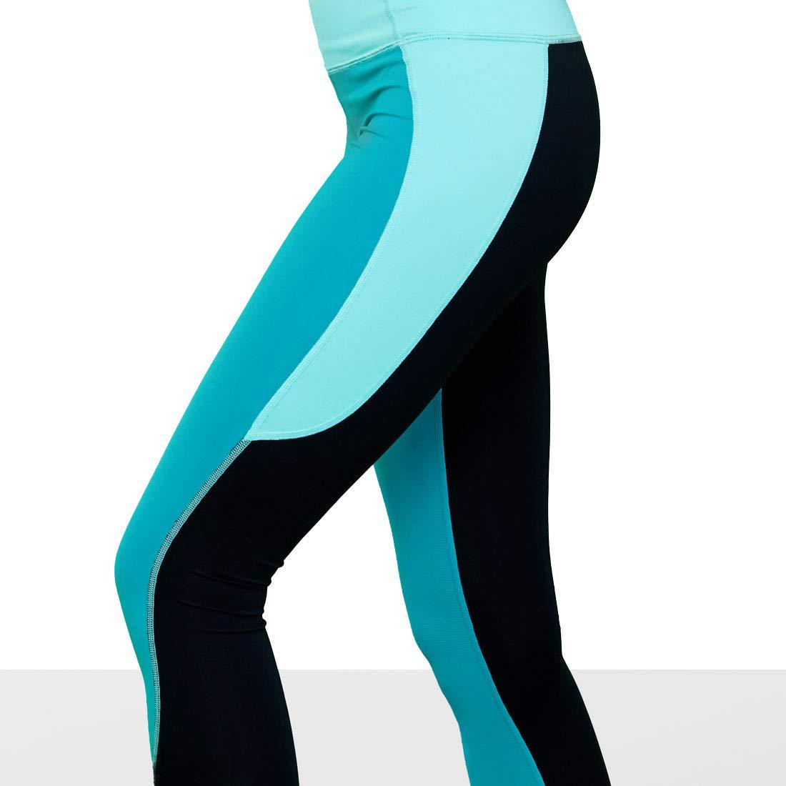 ScubaPro Women's UPF 80 T-Flex Leggings (X-Large, Caribbean) by SCUBAPRO