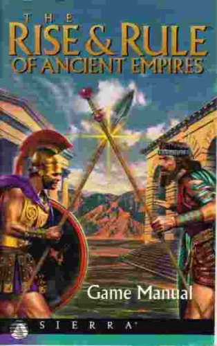 The Rise and Rule of Ancient Empires Game Manual (The Rise & Rule Of Ancient Empires)