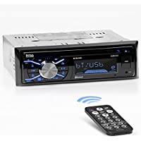 BOSS Audio 508UAB Multimedia Car Stereo – Single Din,...