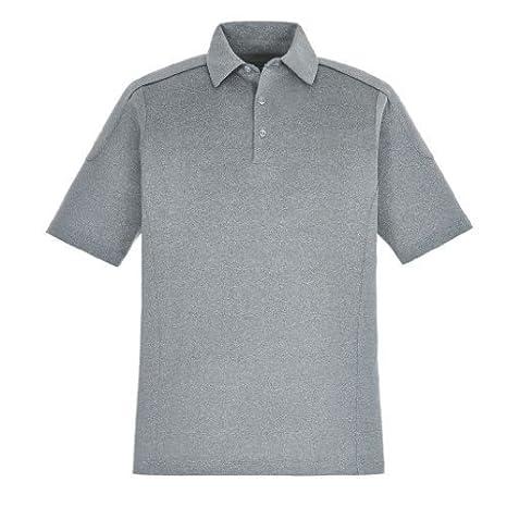 Ash City Mens Fluid eperformance Melange Polo Shirt (XXX-Large ...