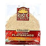 Rustic Crust Organic Old World Originale Pizza Crust, 13 Ounce - 8 per case.