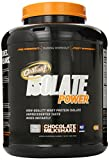ISS Research OhYeah! Isolate Power, Chocolate Milkshake, 4 Pound Review
