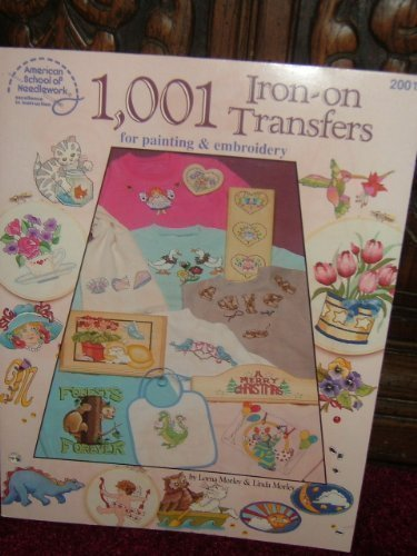 One Thousand One Iron on Transfers