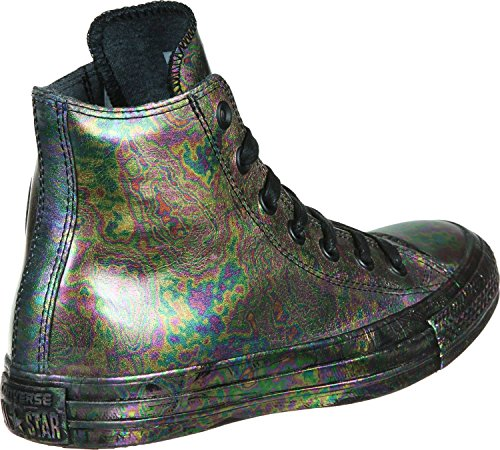 Converse All Star Rubber Oil Slick Hi W chaussures 6,0 black