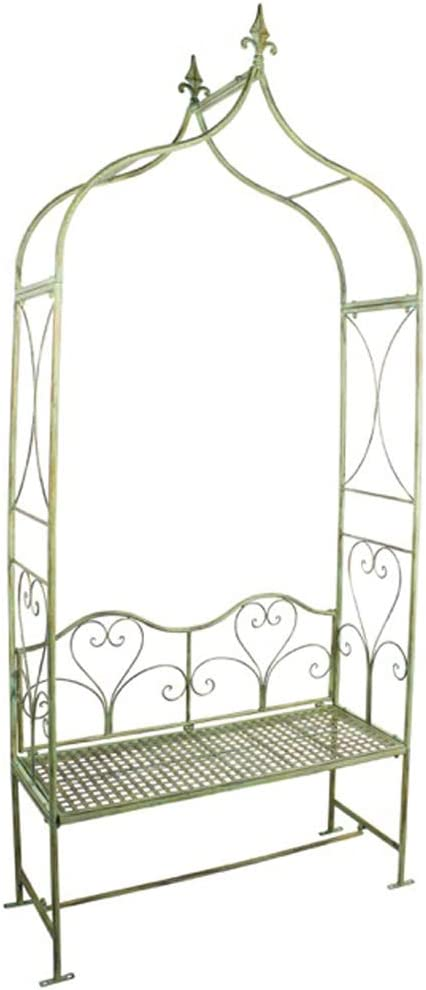 SERENDIPPITY Arbor/Garden Arch with Bench 95