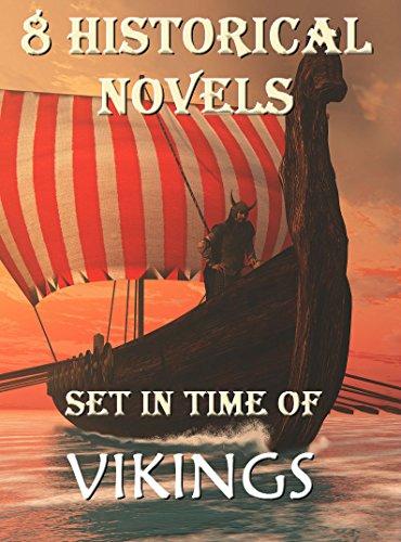 [B.E.S.T] 8 Historical Novels Set In Time Of Vikings: Boxed Set [W.O.R.D]