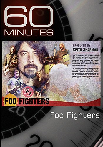60 Minutes-Foo Fighters
