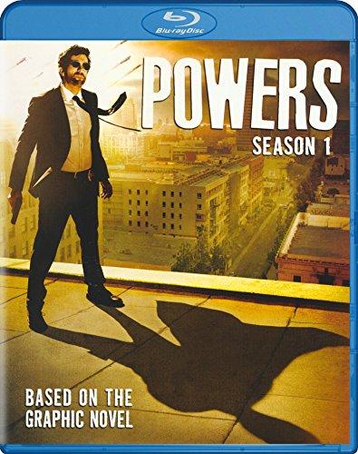 Powers: Season 1 [Blu-ray]