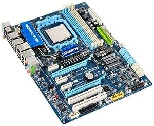Gigabyte GA-MA790FXT-UD5P Socket AM3 ATX - Placa base (16 GB, AMD, Socket AM3, Gigabit Ethernet, Realtek RTL8111DL, ATX)