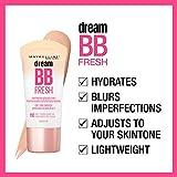 Maybelline Dream Fresh BB Cream, Light/Medium, 1