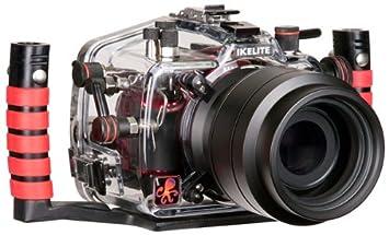 Ikelite 6801.32 Carcasa submarina para cámara: Amazon.es ...