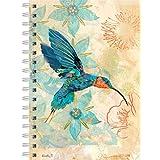 Perfect Timing Lang Hummingbird of Sagrada Garden of Plumes Spiral Journal by Evelia Sowash (1350005)