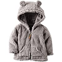 Carter's Baby Boys' Layering 127g238, Grey, 3 Months