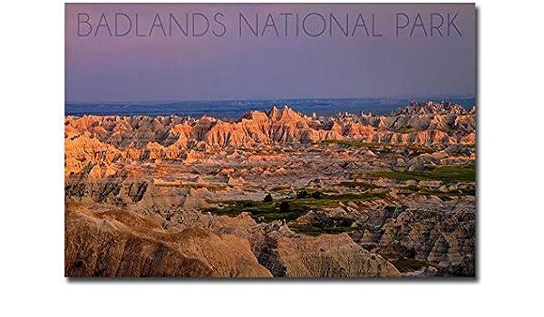 "Badlands National Park Walkway Refrigerator Magnets Size 2.5/"" x 3.5/"""