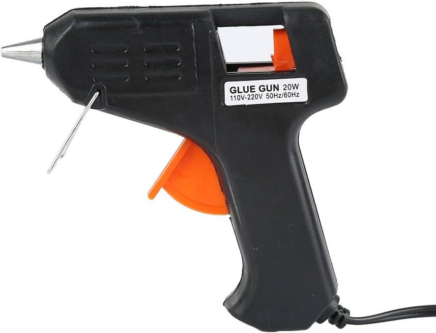 Calentador de alta temperatura fundente pistola de pegamento caliente herramienta de reparación de calefacción Mini pistola de calor portátil