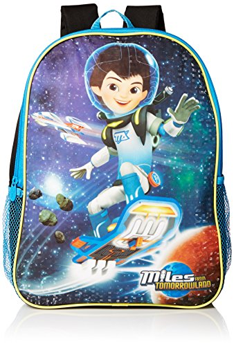 Disney Boys Miles From Tomorrow Land Backpack, Multi, One Size