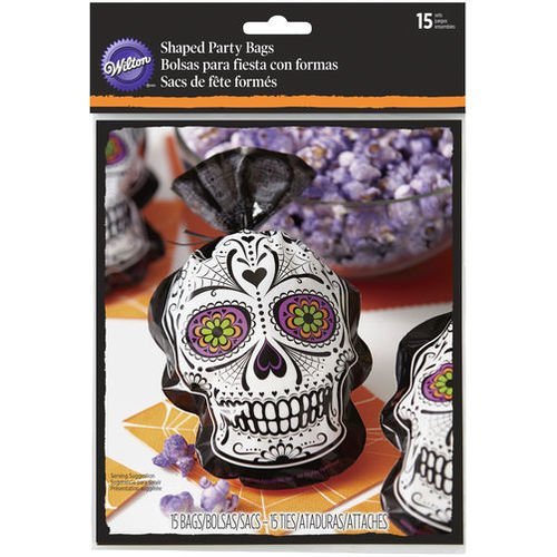 Day Of The Dead Party Bags - 9