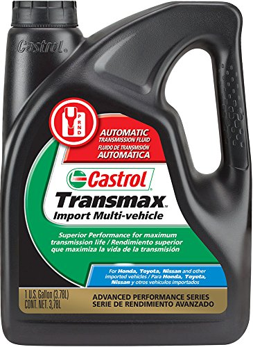 Castrol 03521 Multi Vehicle Automatic Transmission