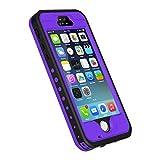 Best Lifeproof iPhone 5 Cases - iPhone 5S/SE Case, Waterproof Dirtproof Shockproof Durable Hard Review