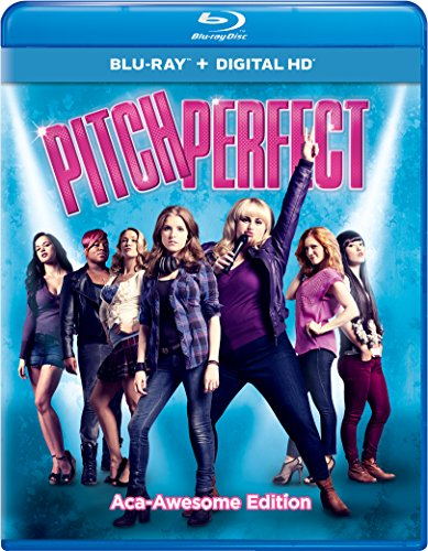 Pitch Perfect (Aca-Awesome Edition) (Blu-ray + Digital HD) from UNI DIST CORP. (MCA)