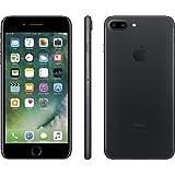 Apple iPhone 7 Plus, GSM Unlocked, 128GB - Black (Certified Refurbished)