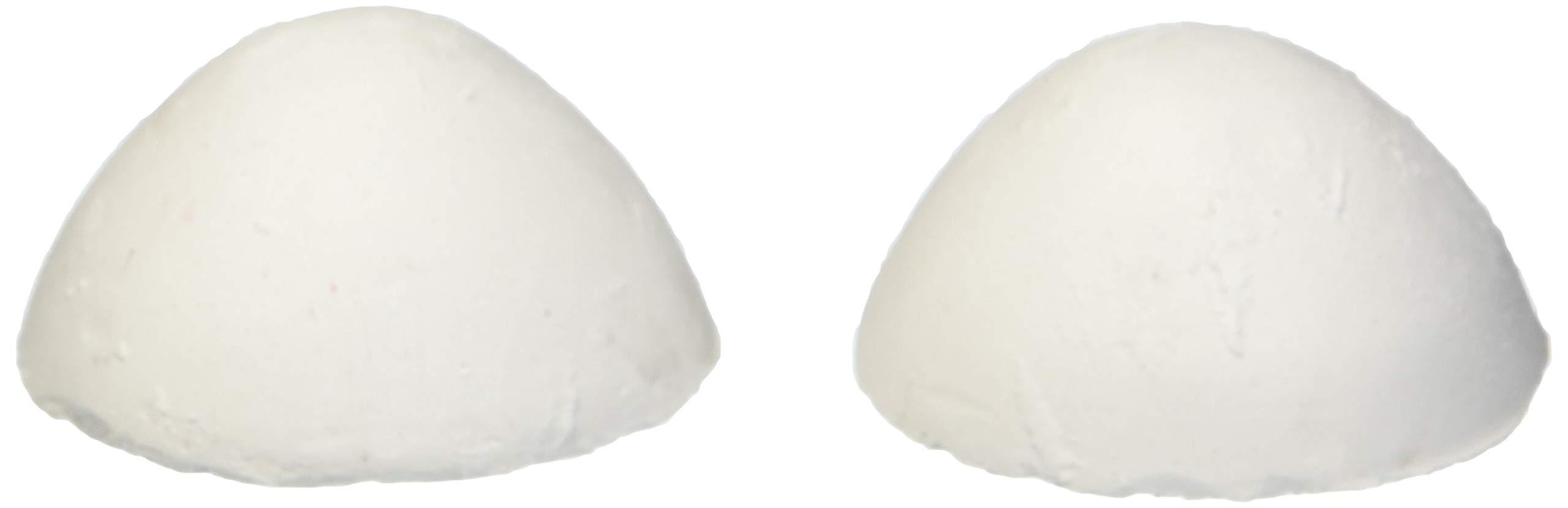 CH Hanson 10395 White Half Moon Carpenter Chalk (72 Pack)
