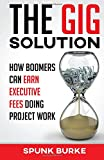 The Gig Solution: How Boomers Can Earn Executive Fees Doing Project Work
